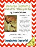 Roberto Clemente Supplemental Activities 3rd Grade Journey