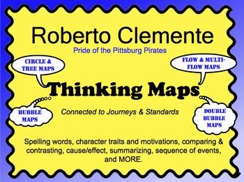 Roberto Clemente Thinking Maps