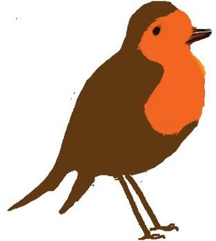 Robin clip art