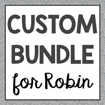 Robin's Custom Bundle Part 3