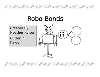 Robo Bonds Robot Number Bonds