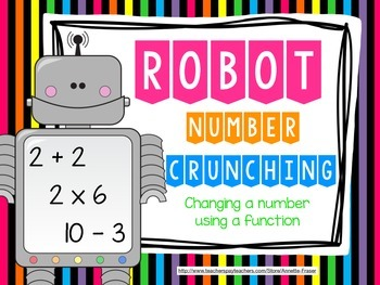Robot Number Crunching