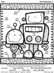 Robot Regrouping ~ Addition Math Printables Color By The C