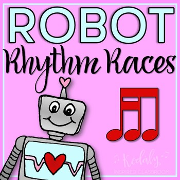 Robot Rhythm Races: tiri-ti