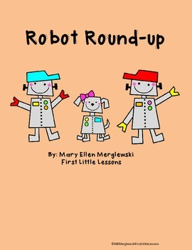 Robot Round Up:  True and False Number Sentences
