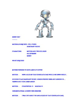 Robot Skit