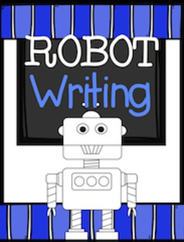 Robot Writing Packet