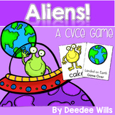 CVCe Aliens and Spaceship Game