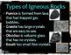 Rock Classification Prezi