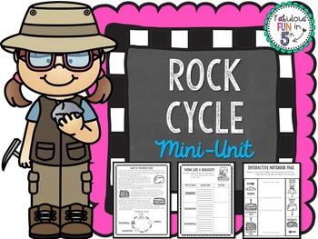 Rock Cycle Mini-Unit