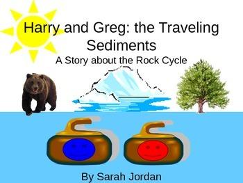 Rock Cycle children's book