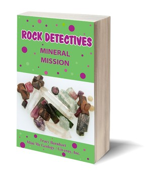 Rock Detectives Mineral Mission eBook