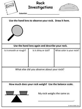 Rock Investigations