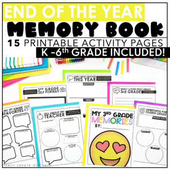 Rock On to 4th Grade! {Print&Go Activities for the End of