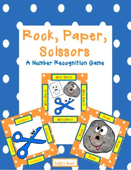Rock, Paper, Scissors  A Number Recognition Game