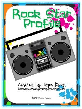 Rock Star Profiles