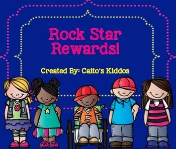 Rock Star Rewards!