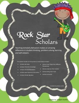 Rock Star Scholars