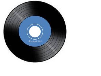 Rock Star Theme - Record Labels - Editable