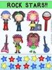 Rock Stars!! Social Skills and Discussion Topics