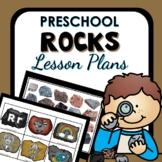Rock Theme Preschool Classroom Lesson Plans