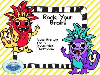 Rock Your Brain: Brain Breaks for a Productive Classroom