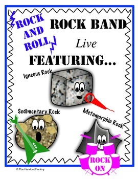 3 Types of Rocks: Rock and Roll with Igneous, Sedimentary,