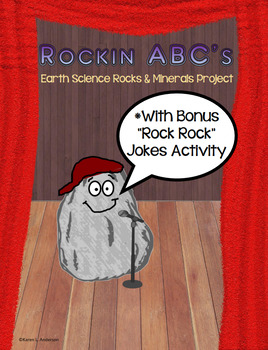 "Rockin ABC's With Bonus ""Rock Rock Jokes"""