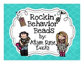 Rockin' Behavior Beads-special edition