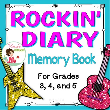 Rockin' Diary Memory Book