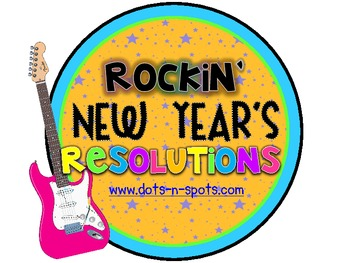 Rockin' New Year's Resolutions!!!