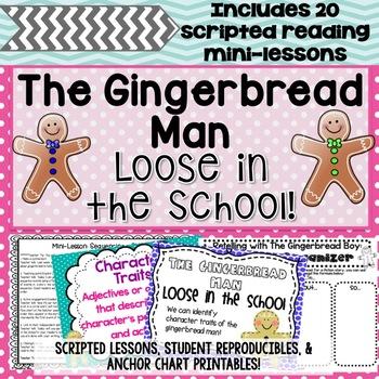 Reading Workshop: Gingerbread Theme