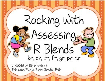 Rockin' With Assessing the R Blends