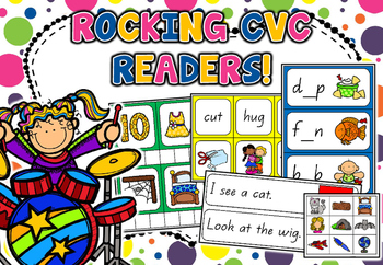 Rocking CVC Readers!