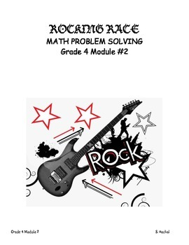 Rocking R.A.C.E. Math Strategy 2