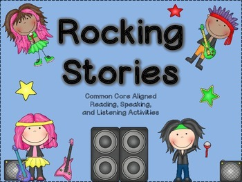 Rocking Stories an Interactive Reading Journal