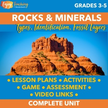 Exploring Geology: Rocks and Minerals