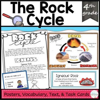 Rocks, Minerals, and the Rock Cycle