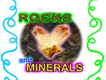 Rocks and Minerals - BUNDLE- 3rd Science