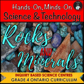 Rocks and Minerals Science Centres (Gr. 4 Ontario Science