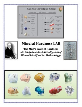 Rocks and Minerals: Mineral HARDNESS LAB (KOOL Segment of