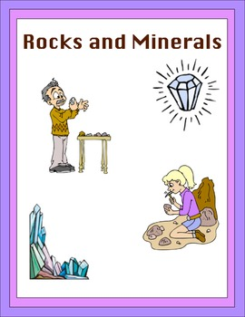 Rocks and Minerals Thematic Unit