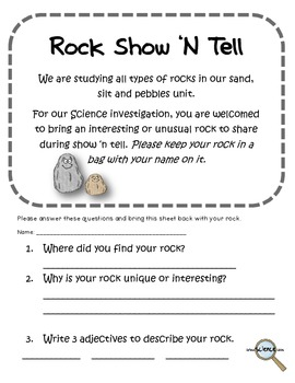 Rocks and Soil Interactive Science Center {G.r.o.s.s. Scie