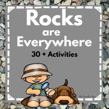 Kindergarten -1st-2nd Grade-Rocks are Everywhere! Science,