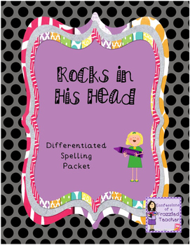 Rocks in His Head Differentiated Spelling (Scott Foresman