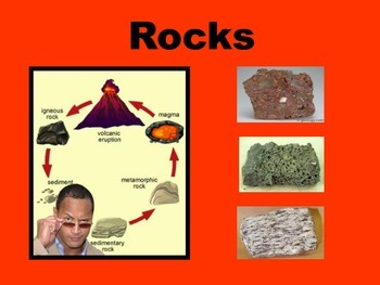 Rocks....24 pages on rocks