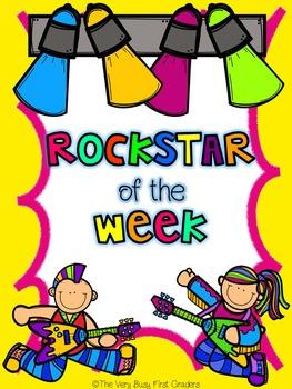 Rockstar of the Week