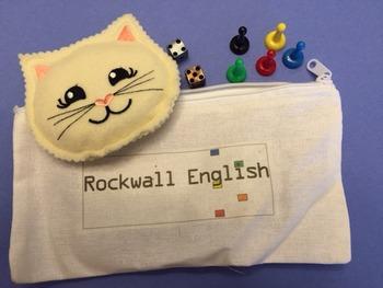 Rockwall English Tutor Gear {Hard Good}