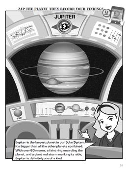 Rockwell Adventures: Solar System Expedition - Jupiter Wor