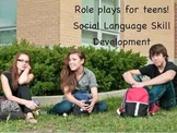 Role Play Scenarios Across Several Settings for Life Skill